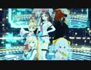 """【MMD】バーチャルyoutuber で """"気まぐれメルシィ""""【1080P】"""