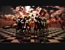 【MMD薄桜鬼】新選組と鬼でHelp me!!
