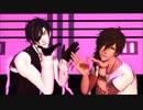 【MMD刀剣乱舞】倶利伽羅と光忠で [A]ddiction