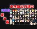 【刀剣乱舞】本丸総出で刃狼 パート45(18