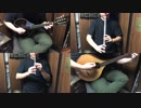 アズールレーンのお正月イベ曲をアイリッシュ楽器等で演奏してみた。