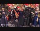 【Fate/MMD】極楽浄土×桃源恋歌【アーサー王5人とオルタ5人で歌合戦】