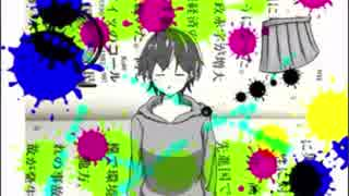 【初音ミク】色の塗り方が分かりません!!【オリジナル曲PV】
