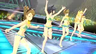 【im@sSS】THE H@PPY LIVE!MEDLEY 水着版