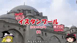 トルコ・イスタンブール旅行記 #6 スレイ