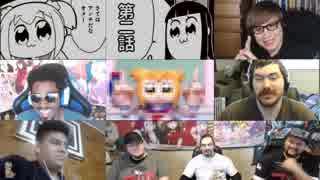「ポプテピピック」2話を見た海外の反応