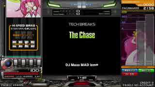 【beatmania IIDX】 The Chase (SPA) 【CANNON BALLERS】 ※ライン動画