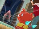 妖怪ウォッチ 第203話 「妖怪大合戦 土蜘蛛VS大ガマ 二回戦」「妖怪チクチクウニ」「バスターズトレジャー編 #23 命がけの○×クイズ!」