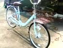 新しい自転車を買いました