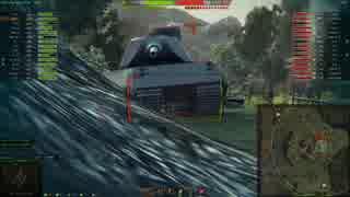 【WoT:M6A2E1】ゆっくり実況でおくる戦車