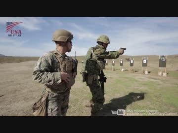 自衛隊の精鋭部隊・西普連(水陸機動団)の渡米演習 アイアン ...