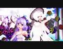 【MMDアズレン】ユニコーンちゃんがお姉さんと踊りました♪【Twinkle World】