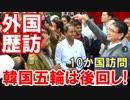 【韓国五輪のことは後回し】 太郎はミャンマー!安倍首相はバルト三国!