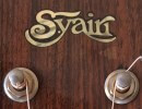 【S.yairi YD-306】1976年購入(アルペジオピック弾き1)