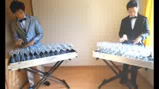 【CCさくら】透明な楽器でCLEAR弾いてみた【双子演奏】 thumbnail