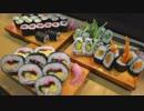 寿司職人による巻き寿司 基本編〜How To Make Sushi Roll〜