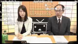 【叡王戦準決勝】永世解説名人のおじさん