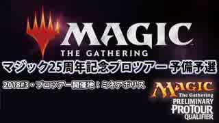 [MTG]マジック25周年記念プロツアー 予備