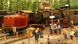 機関車 鉄道 鉄道模型 模型鉄道ジオラマ
