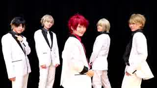 【 A3! 祝 1 年】 Blessing~SpringEdition~ 踊ってみた【 BL⓪⓪M 】 thumbnail