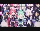 【MMD艦これ】改白露型姉妹+五月雨ちゃんで気まぐれメルシィ【1080p】
