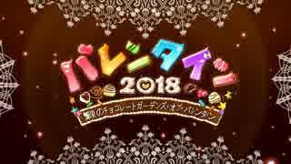 【Fate/Grand Order】バレンタイン2018 プ