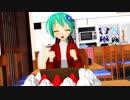 【MMD】ベーちゃんの日常~お祝い!あの子のお誕生日♪~