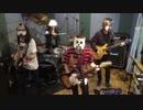 バンドで『POP TEAM EPIC + POPPY PAPPY DAY』(ポプテピピックOP+ED)演奏。流田Pro...