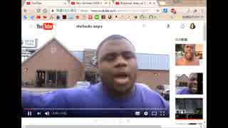 黒人が怒ってる動画にビートを流したらヒップホップになったwwwwwwwwwwwwwwww