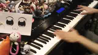【ピアノ】「POP TEAM EPIC」 を弾いてみ