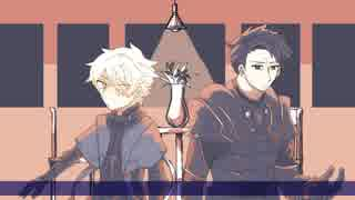 【Fate/UTAU】ギャラハッドとランスロット