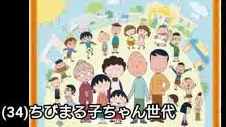 【世代別栄冠ナイン】(34)ちびまる子ちゃん世代