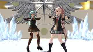【MMD】StarrySky YEAH! Remix