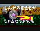 伝説ポジモンと対峙するNYNラッタ
