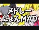 メドレー「にょんMAD」