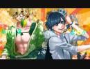 謎の武士とwwwギガンティックO.T.N.歌ってみたwww【みるか×Ju...