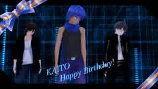 【KAITO・VY2・キヨテル】ヒビカセ 【MMD
