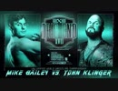 【wXw】ジョン・クリングラー(ch.)vsマイク・ベイリー