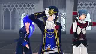 【MMD】ライアーダンス【KAITO V3カバー】