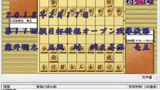 気になる棋譜を見よう1259(藤井五段