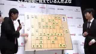 【藤井聡太新六段】大盤解説場で公開感想戦+優勝インタビュー!