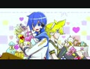 【KAITO・鏡音レン】Wanna have your love【オリジナル曲】