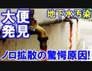 【韓国 ノロ拡散の驚愕理由発覚】 ふん便性大腸菌発見!地下水が危険レ...