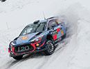 2018年WRC世界ラリー選手権第2戦スウェーデン ハイライト