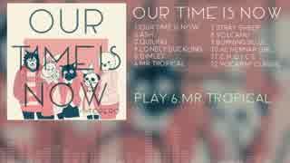 【ボーマス40/B37】Our Time is Now【CD/クロスフェード】