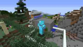 【Minecraft】 方向音痴のマインクラフト Season6 Part72 【ゆっくり実況】