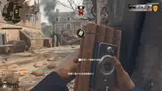 ペリカンのCOD:WW2実況プレイ 20【WAR】
