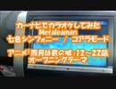 【カーナビでカラオケしてみた】七色シンフォニー / コアラモード Metaleaman