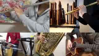 リコーダー多重録音の人と京バンドで FF6メドレー thumbnail