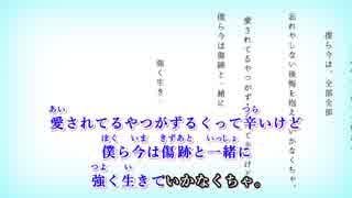 【ニコカラ】愛があれば。 【Off Vocal】